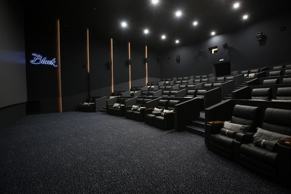 Охта моло кинотеатр
